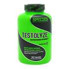 Species Nutrition Testolyze Testosterone Booster - 180 capsules BUILD MUSCLE