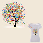 Large Tree of Life Patch Iron On Heat Transfer Embroidery Patch Applique DIY
