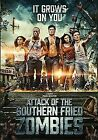 ATTACK OF THE SOUTHERN FRIED ZOMBIES NEW DVD