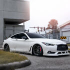20 ROHANA RFX11 BLACK FORGED CONCAVE WHEELS RIMS FITS INFINITI Q60 COUPE