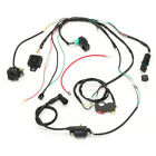 CDI Engine Electric Start Harness Kit Stator Assembly For Motoworks 125cc Sports