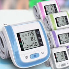 Automatic Wrist Blood Pressure LCD Portable BP Heart Rate Meter Tester Machine