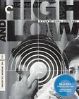 High and Low Blu ray Disc 2011 Criterion Collection NEW