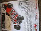 NHRATommy Ivo118 scale 4 Engine Dragster disc GMP LIMITED ED1 5000 1274