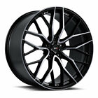 22 SAVINI SV F2 TINTED CONCAVE FORGED WHEELS RIMS FITS INFINITI FX