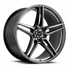 20 SAVINI SV F3 FORGED GRAPHITE CONCAVE WHEELS RIMS FITS LEXUS GS350 GS450H