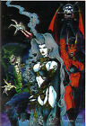 LADY DEATH - Series 3 - Box Topper Chase Card O-2