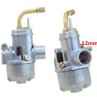 12mm Carburetor For Puch Maxi Moped Carb Stock Maxi Sport Luxe Cobra 50cc Engine