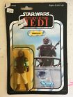 Vintage Star Wars Kenner brand Weequay action figure unopened
