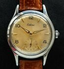 Vintage Certina K.F. 320, stunning dial, from 1951, working perfect, 35-36 mm!