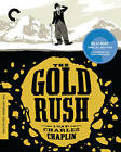 The Gold Rush Blu ray Disc 2012 Criterion Collection Charlie Chaplin NEW