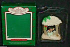 Hallmark Ornament WINDOWS OF THE WORLD POLYNESIA Vtg 1987 In Box