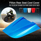 Rear Pillion Passenger Seat Cover Cowl Fairing For SUZUKI SV650 SV1000 BS1 03-10