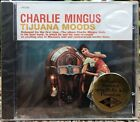 CHARLIE MNGUS TIJUANA MOODS AUDIOPHILE 24K GOLD CLASSIC COMPACT DISCS CD NEW