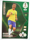 ADRENALYN XL RUSSIA 2018 BRAZIL COUTINHO GAME CHANGER CARD COMB P