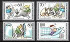 GERMANY -  BERLIN - MAX and MORITZ - FULL SET - MINT NEVER HINGED