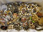 2 Lbs Lot Vintage Jewelry Stuff Ill Never Wear Pretty But Not My Style
