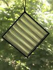 Architectural Salvage Leaded Glass- Luxfer Prism Tile