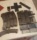 Vintage Lot 50+ Pieces Lionel O27 Gauge Track Curved and Straight