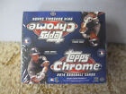 2014 Topps Chrome Baseball Factory Sealed Jumbo Hobby Box 5 Autographs NICE