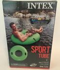 INTEX Sport Tube Inflatable Green 42 X 105 Connect N Float System Tubing
