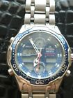 Very Rare Citizen Promaster NAVISTAR Alarm Chronograph Japan Men Watch