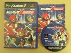 Sony Playstation 2 Game * MEGAMAN X COMMAND MISSION * Complete PS2 Retro 26656