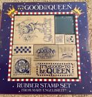 Stampin Up Rubber Stamp Set Mary Engelbreit Its Good to be Queen