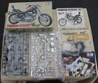 Tamiya Yamaha XV1000 Virage Motorcycle Model Kit V Twin Engine 1/12 No. 1444
