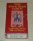 NEW  SEALED The Enochian Tarot Cards Deck  Book Box Set Red Box
