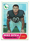 1968 Topps Football Cards 14
