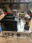 Console Stereo Tube Amp 10w/channel Push-Pull EL84s Conversion.