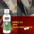 20ml50ml Car Coating Hgkj-11 Scratch Repair Remover Agent Auto Care Polish Wax