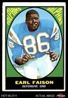 1967 Topps Football Cards 17