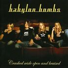 BABYLON BOMBS - CRACKED WIDE OPENandBRUISED [CD]