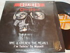 DOMINO/NME & GRENCH THE MEAN I /I'M TALKIN' TO MYSELF/MCA 12-555039 VG+/VG+ 12''