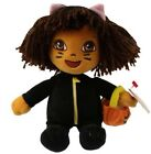 Ty Beanie Babies Beanies - Dora The Explorer Halloween Cat - New With Tag