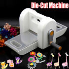 Die Cutting Embossing Machine Scrapbooking Cutter Piece Manual Machine