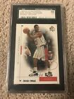 1998-99 SP Authentic Basketball Cards 10