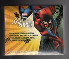 2017 Upper Deck Fleer Ultra Spider-Man trading card Hobby Box