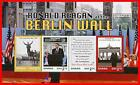 Ghana 2014 BERLIN WALL FALL ANNIV. S/S + M/S MNH USA PRES.REAGAN, ARCHITECTURE