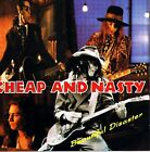 CHEAP AND NASTY beautiful disaster (CD album) hard rock