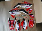 TEAM HONDA RACING GRAPHICS HONDA   CRF150R CRF150RL CRF150RB