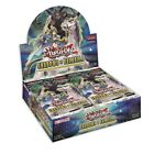 Yugioh 1ST ED SHADOWS IN OVER VALHALLA FACTORY SEALED BOOSTER BOX 24 Packs