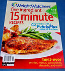 Weight Watchers Magazine Special Five Ingredient 15 Minute Recipes Winter 2011