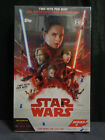 UNOPENED HOBBY BOX 2018 TOPPS STAR WARS THE LAST JEDI SERIES 2 TRADING CARDS