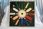 Vintage - Folk Art - Hand Made/Painted - Wood Game Board
