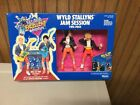 Kenner Bill & ted's Excellent Adventure Jam Session Two -Pack CASE FRESH LOOK