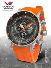 Vostok Europe Lunokhod 2 orange Taucheruhr
