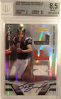 2010 Absolute Sam Bradford Rookie Premiere Materials Patch Ball Auto #187 299